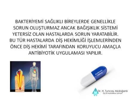 Antibiyotik Profilaksi Uygulanması