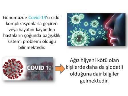 covid19 ve diş hekimliği